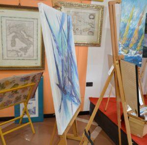 Cavalletto per dipingere Colorificio Castiglione Stiviere Scaligero